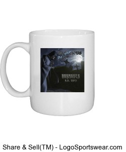 """Haymaker"" Custom Printed Mug Design Zoom"