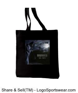 """Haymaker"" Recycled Cotton Everyday Tote Design Zoom"