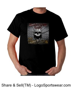 The Tribulation T Shirt Design Zoom